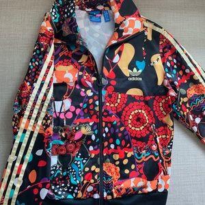 Original Adidas colorful sweater